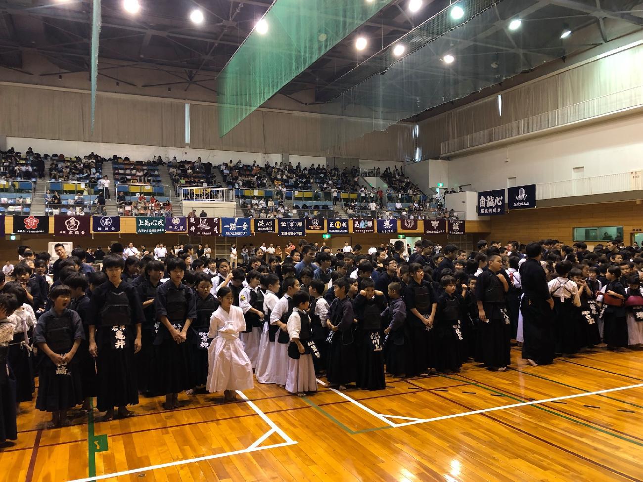 第14回 堺市長杯争奪少年剣道選手権大会